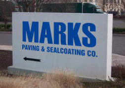 About Marks Paving